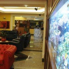 Отель Grillo Verde Италия, Торре-Аннунциата - отзывы, цены и фото номеров - забронировать отель Grillo Verde онлайн интерьер отеля фото 3