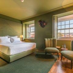 Отель Villa Cascais Португалия, Кашкайш - отзывы, цены и фото номеров - забронировать отель Villa Cascais онлайн комната для гостей фото 5