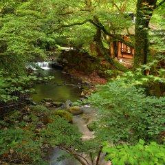 Отель Oyado Hanabou Минамиогуни приотельная территория