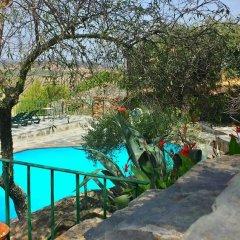 Отель Estalagem de Monsaraz Португалия, Регенгуш-ди-Монсараш - отзывы, цены и фото номеров - забронировать отель Estalagem de Monsaraz онлайн бассейн фото 3