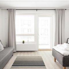 Отель Hiisi Homes Helsinki Pasila комната для гостей фото 5