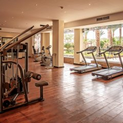 Отель Hawaii Riviera Aqua Park Resort фитнесс-зал фото 3