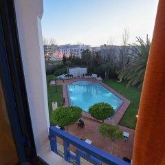 Отель Ibis budget Tanger Марокко, Медина Танжера - отзывы, цены и фото номеров - забронировать отель Ibis budget Tanger онлайн балкон