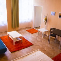Апартаменты Lidicka Apartments комната для гостей фото 5