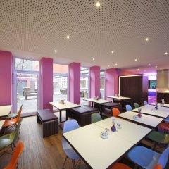 Отель Bedn Budget Cityhostel Hannover гостиничный бар