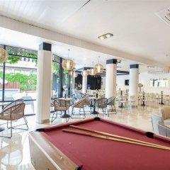 Отель Xaine Park фитнесс-зал фото 4