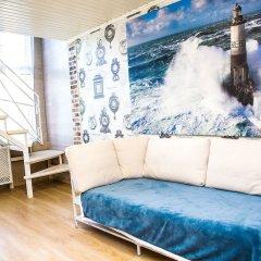 Гостиница Loft Avtozavodskaya комната для гостей фото 4