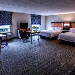 Отель Hampton Inn & Suites Staten Island США, Нью-Йорк - отзывы, цены и фото номеров - забронировать отель Hampton Inn & Suites Staten Island онлайн фото 8