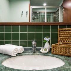 Happy Hotel Kalkan Турция, Калкан - отзывы, цены и фото номеров - забронировать отель Happy Hotel Kalkan онлайн ванная