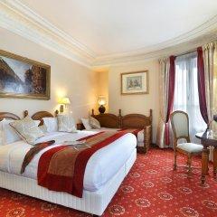 Отель The Originals Hotels Paris Paix République Париж комната для гостей