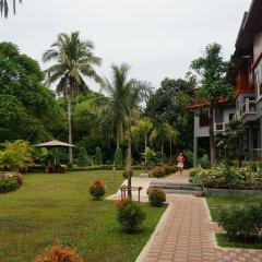 Отель Lanta Intanin Resort Ланта детские мероприятия