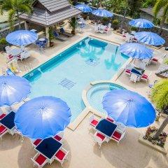 Отель Baan Tong Tong Pattaya бассейн фото 2