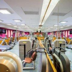 Отель Crowne Plaza Bangkok Lumpini Park фитнесс-зал