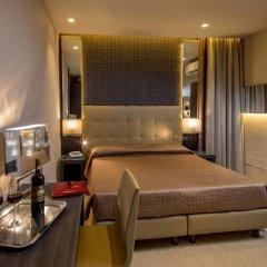 Hotel Condotti 3* Стандартный номер с двуспальной кроватью фото 19