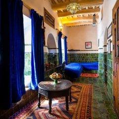 Отель Dar Daif Марокко, Уарзазат - отзывы, цены и фото номеров - забронировать отель Dar Daif онлайн интерьер отеля
