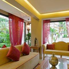 Отель Alaaddin Beach Аланья комната для гостей фото 5