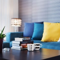 Апартаменты Tallinn City Apartments интерьер отеля