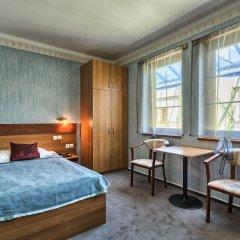 Hotel Babylon Либерец комната для гостей