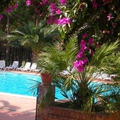 Отель Tenuta Villa Brazzano Скалея бассейн