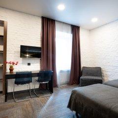 Гостиница Nikitin Йошкар-Ола комната для гостей