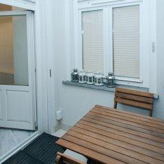 Отель ShortStayPoland Dobra B9 балкон