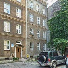 Апартаменты Gdansk Deluxe Apartments парковка