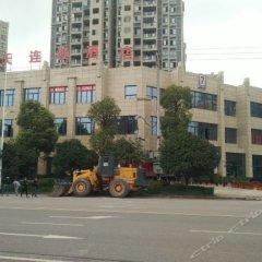 Отель 7 Days Inn (Chongqing Tongliang Xuefu Avenue) парковка