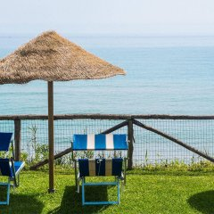 Отель Holiday Village Фонди пляж фото 2