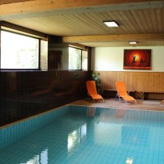 Отель Freiberghof Лана бассейн