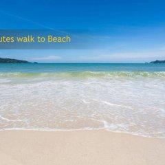The Allano Phuket Hotel пляж фото 2