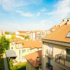 Отель Corvin Apartment Budapest Венгрия, Будапешт - отзывы, цены и фото номеров - забронировать отель Corvin Apartment Budapest онлайн балкон