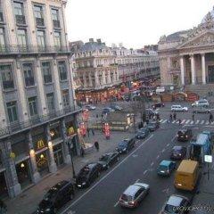 Отель Apartmentsapart Brussels Бельгия, Брюссель - отзывы, цены и фото номеров - забронировать отель Apartmentsapart Brussels онлайн балкон