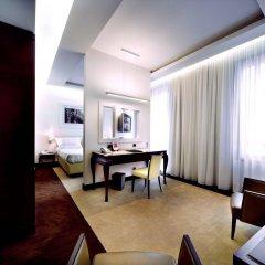 Отель UNAHOTELS Cusani Milano удобства в номере