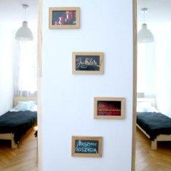 Fest Hostel Варшава комната для гостей фото 4