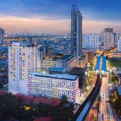 Отель Evergreen Place Siam by UHG Таиланд, Бангкок - 1 отзыв об отеле, цены и фото номеров - забронировать отель Evergreen Place Siam by UHG онлайн городской автобус