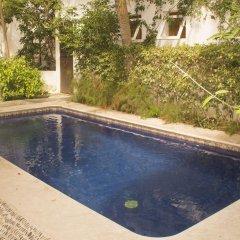 Отель Los Milagros Hotel Мексика, Кабо-Сан-Лукас - отзывы, цены и фото номеров - забронировать отель Los Milagros Hotel онлайн бассейн фото 2
