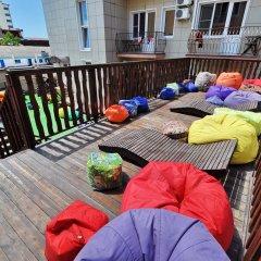 Гостиница Хлоя балкон