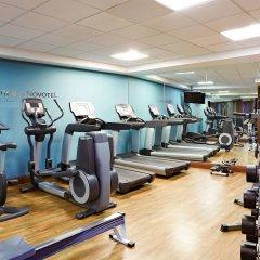 Отель Novotel Waterloo Лондон фитнесс-зал фото 4