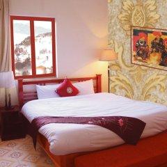 Sapa Cozy Hotel комната для гостей