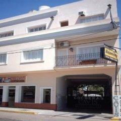 Apart Hotel Cavis Сан-Рафаэль вид на фасад