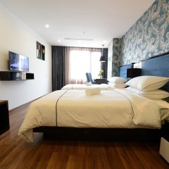 Hanoi Emerald Waters Hotel & Spa комната для гостей фото 4