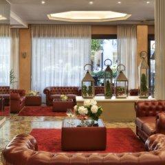 Отель Suite Litoraneo Римини интерьер отеля