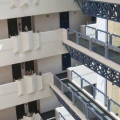 Отель Holiday Inn Dali Airport Мехико балкон