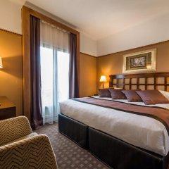 Отель Best Western Hôtel Mercedes Arc de Triomphe комната для гостей фото 4