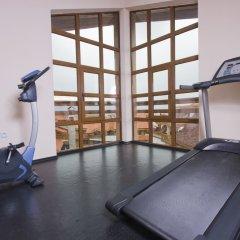 Отель Belmont фитнесс-зал