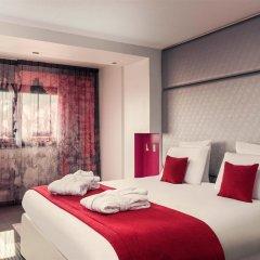 Отель Mercure Montmartre Sacre Coeur 4* Улучшенный номер фото 10