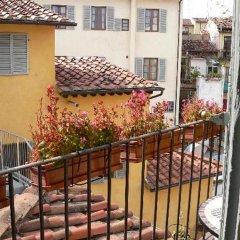 Отель Bellettini Италия, Флоренция - отзывы, цены и фото номеров - забронировать отель Bellettini онлайн балкон