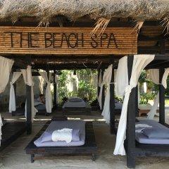 Курортный отель Amantra Resort & Spa фитнесс-зал