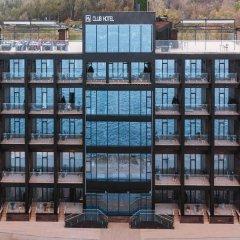 Гостиница M1 club Одесса балкон