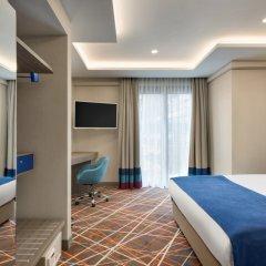 Отель TRYP by Wyndham Istanbul Taksim комната для гостей фото 2